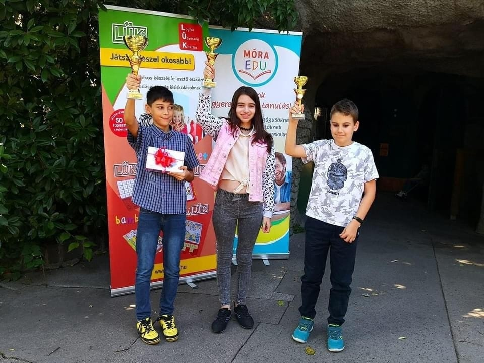 LÜK bajnokság: Radó Dominik